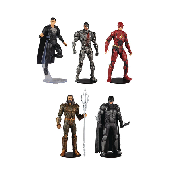 DC Justice League 7in Scale Action Figure Assortment