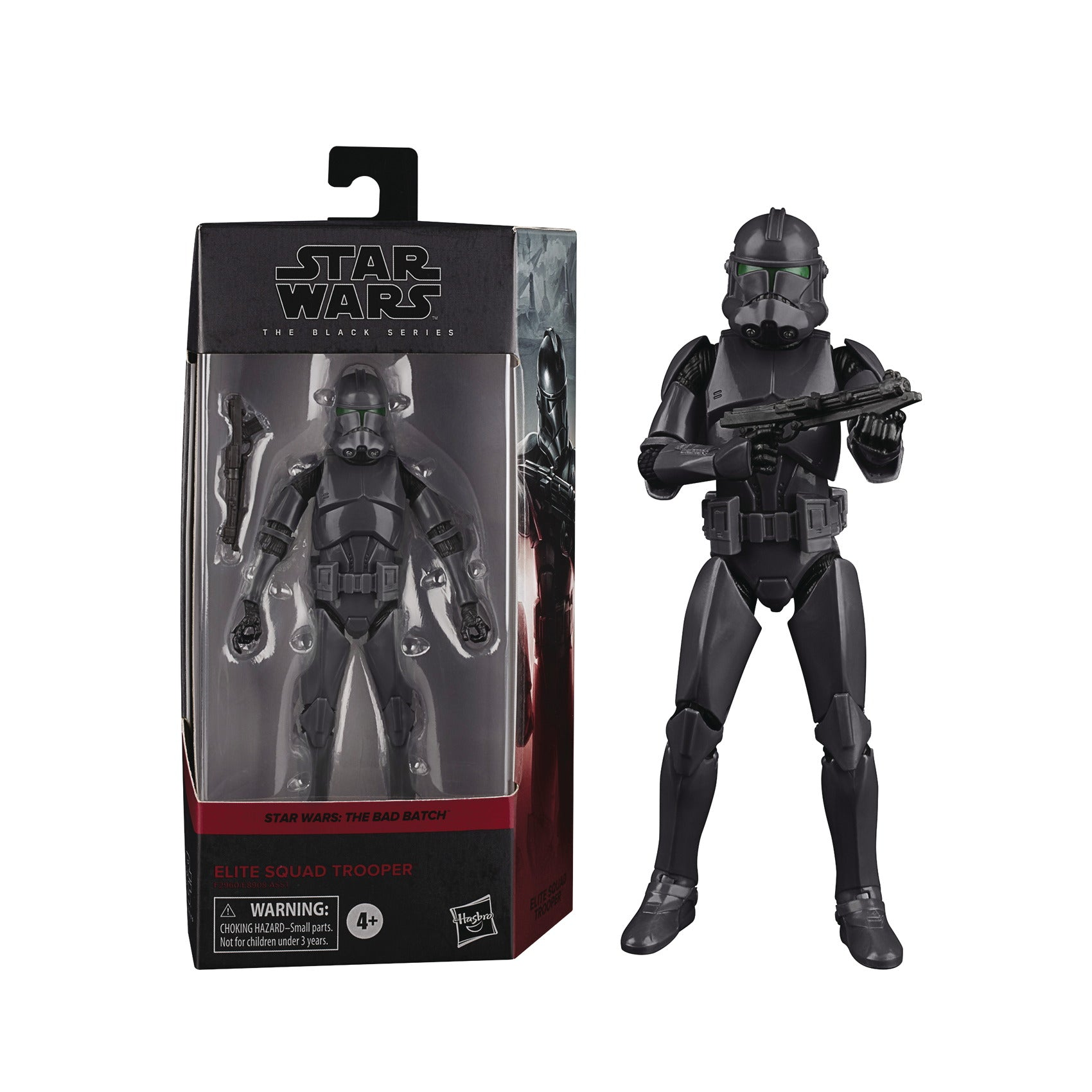 Star Wars Bb Black Series 6in Elite Trooper Action Figure CS