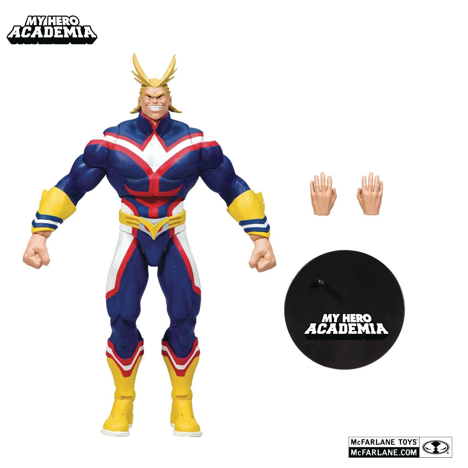 My Hero Academia All Might 7 inch Action Figure