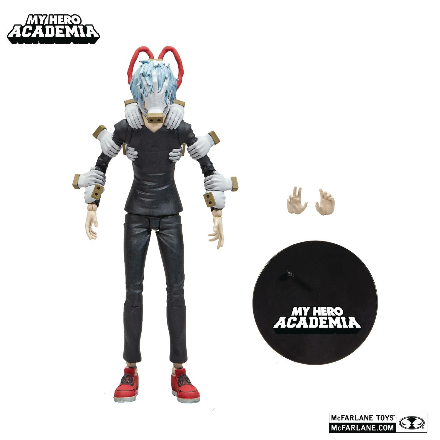 My Hero Academia Tomura Shigaraki 7 inch Action Figure