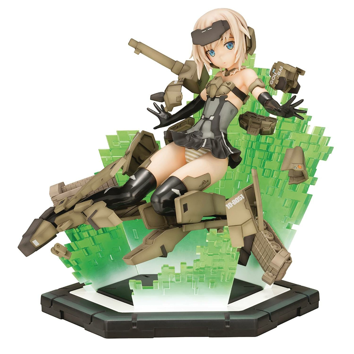 Frame Arms Girls Gourai Session Go Ani Statue