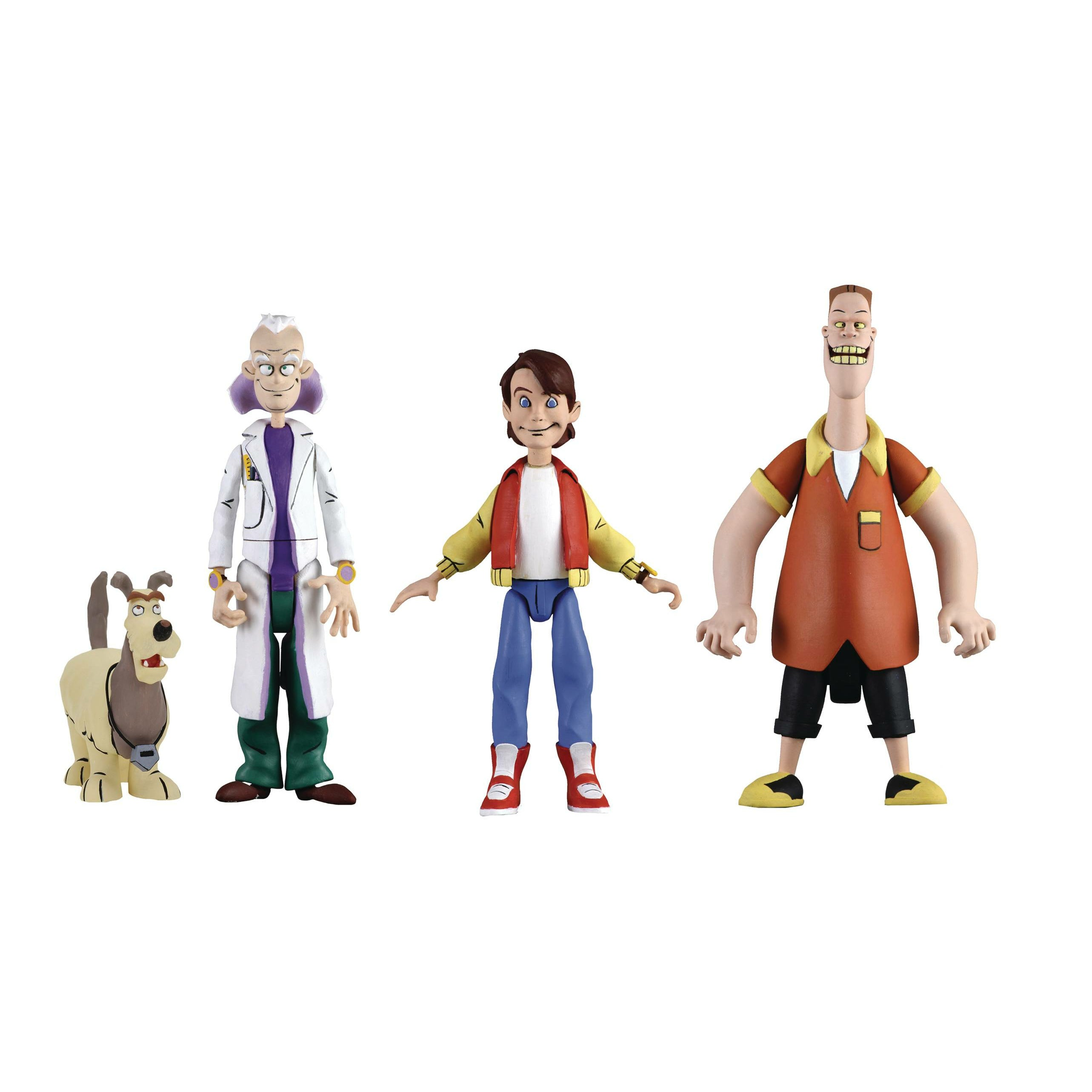 Toony Classics Back To The Future 6in Action Figure Assortment