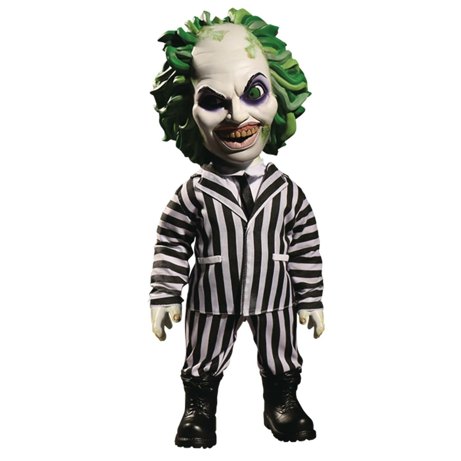 Mds Mega Scale Talking Beetlejuice Figure