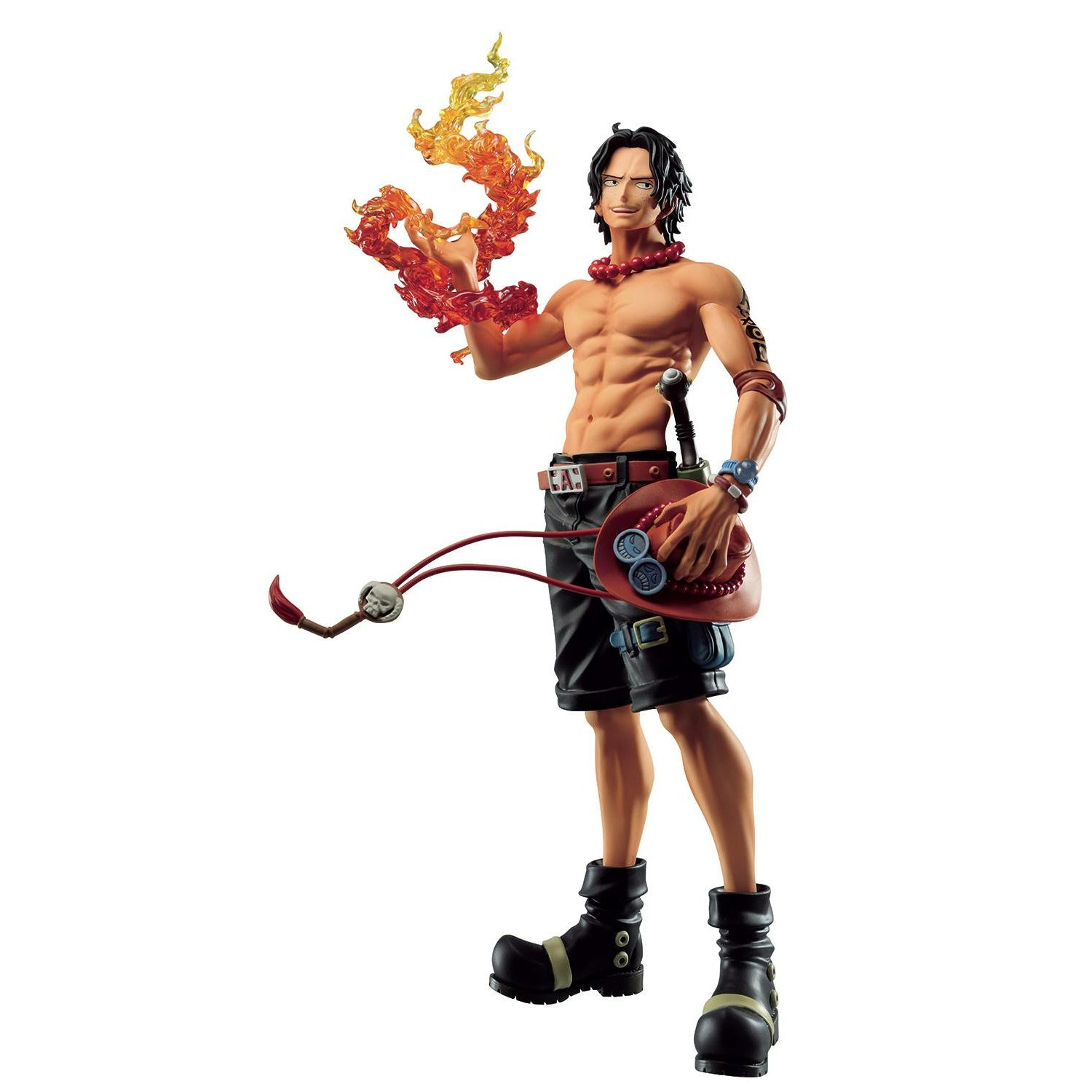 One Piece Treasure Cruise Ace Ichiban Figure