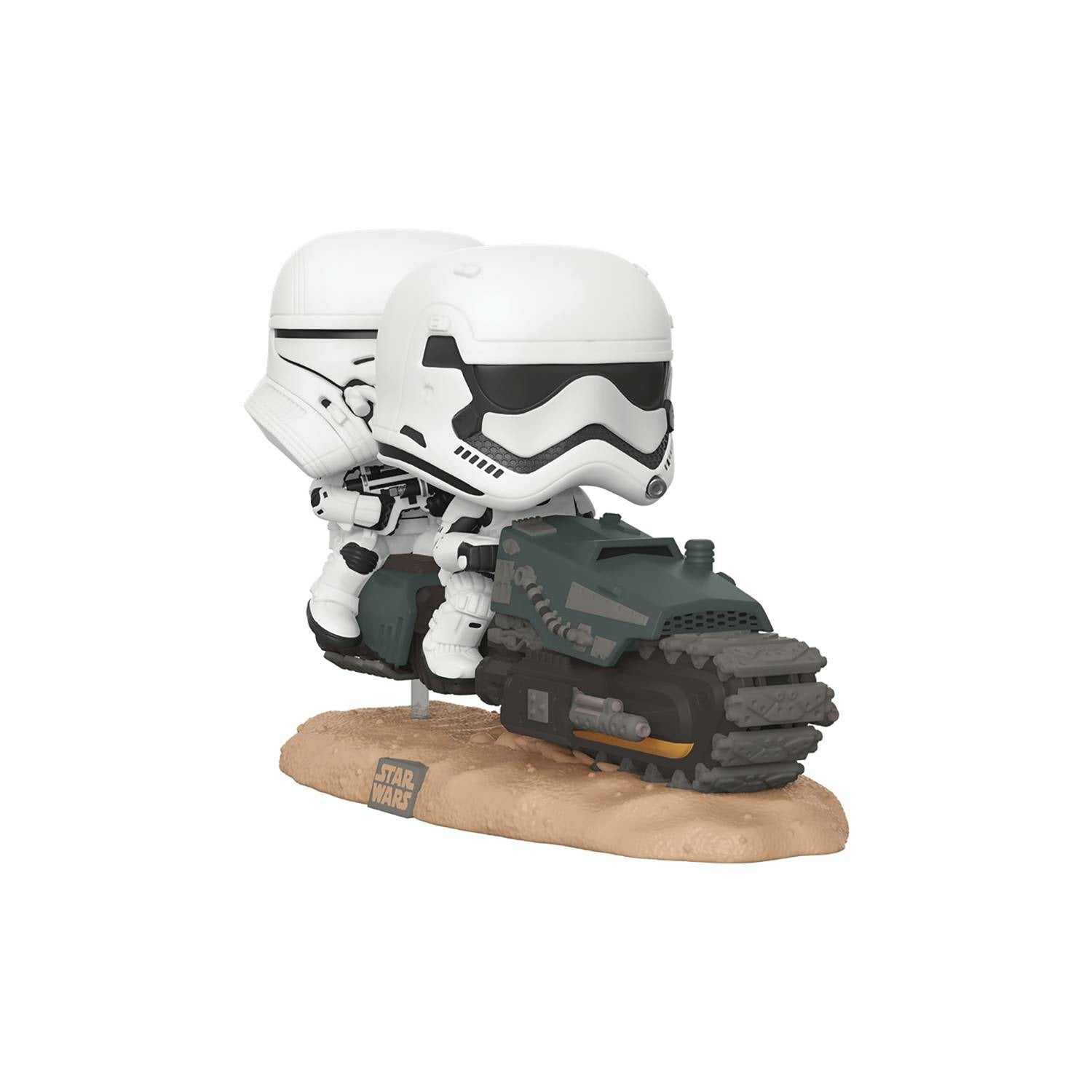 Pop! Movie Moments Star Wars E9 Treadspeeder Vinyl Figure
