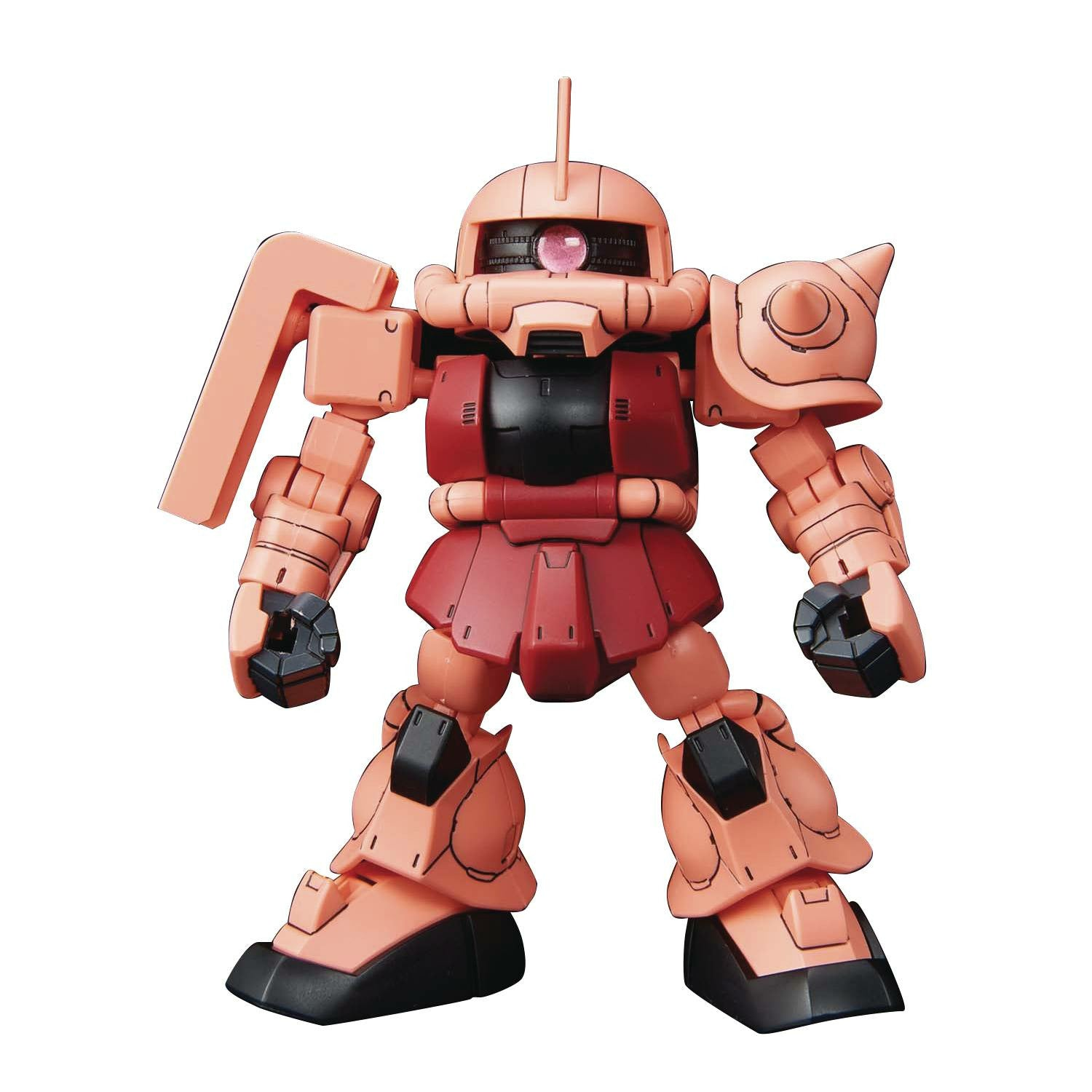 Msg 08 Silhouette Booster Red Sdcs Model Kit