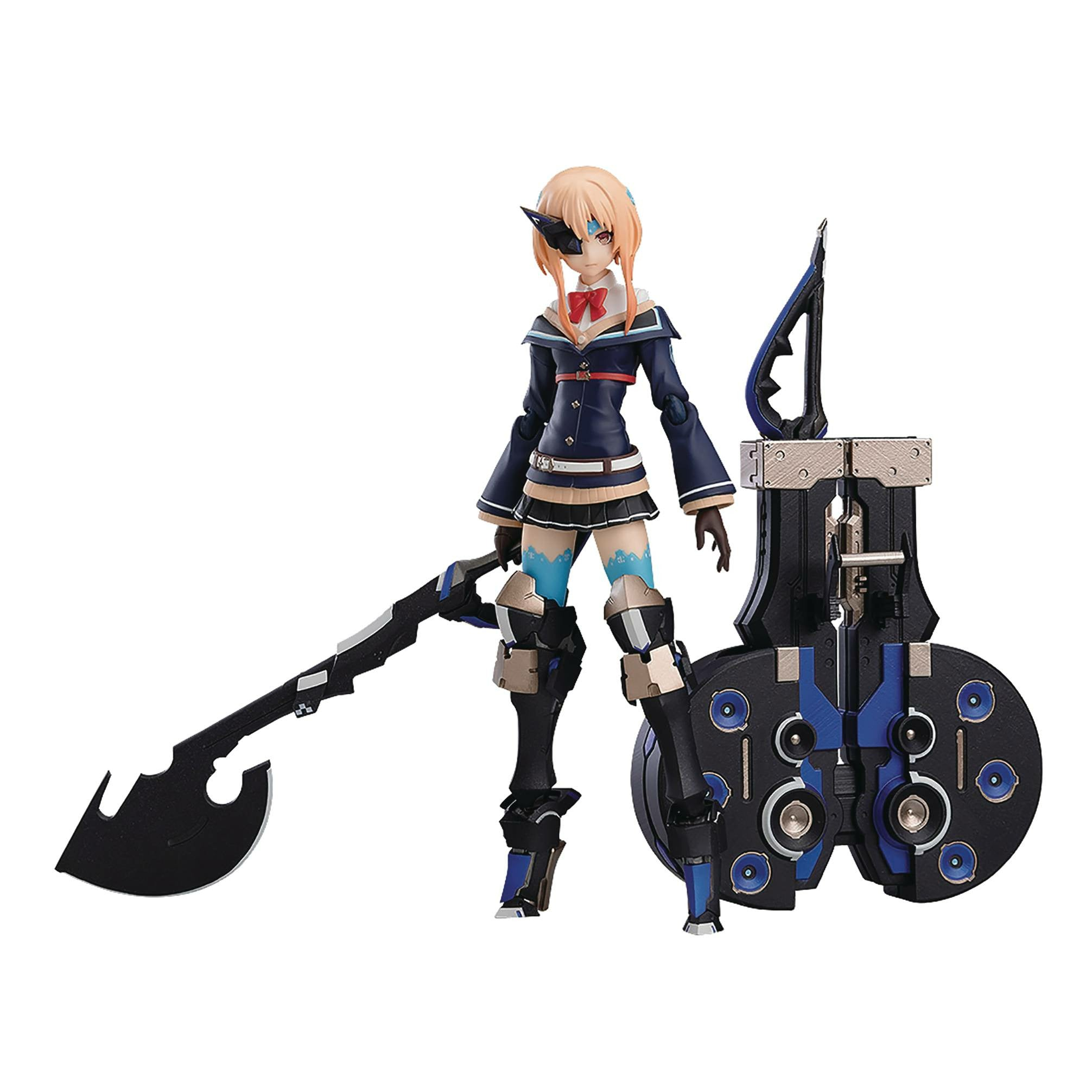 Heavily Armed High School Girls San FIGMA Action Figure
