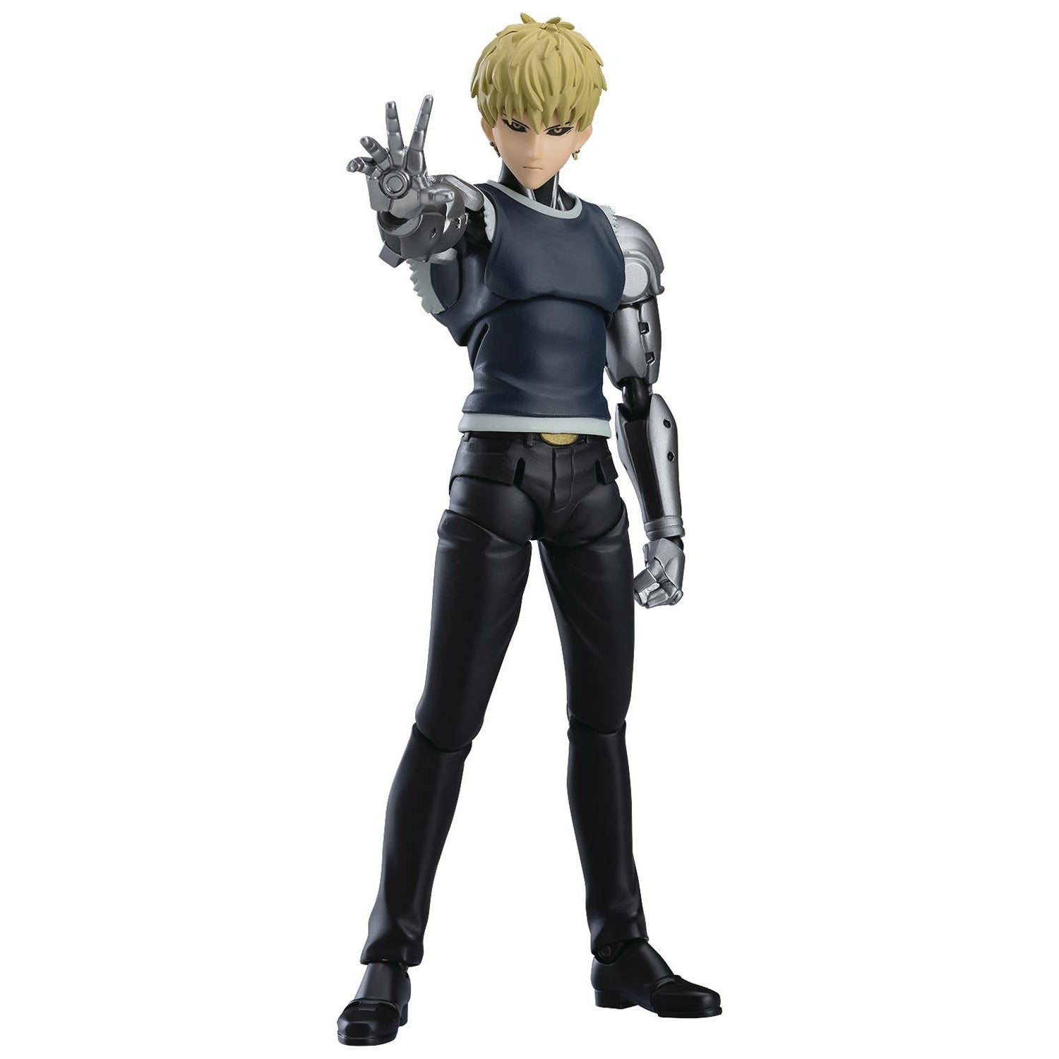 One Punch Man Genos FIGMA Action Figure