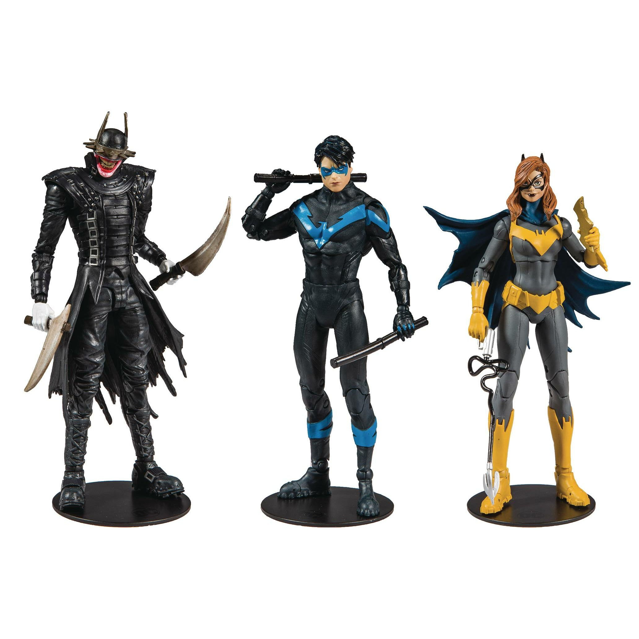 DC Collector 7in Scale Wv1 Action Figure Assortment