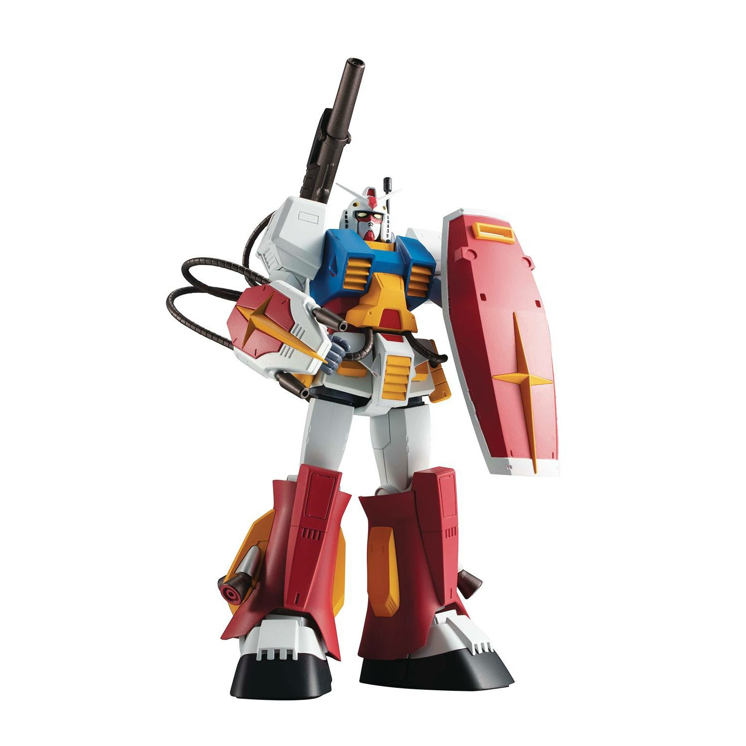 Plamo Kyoshiro Pf-78-1 Perfect Gundam Anime Robot Spirits Action Figure