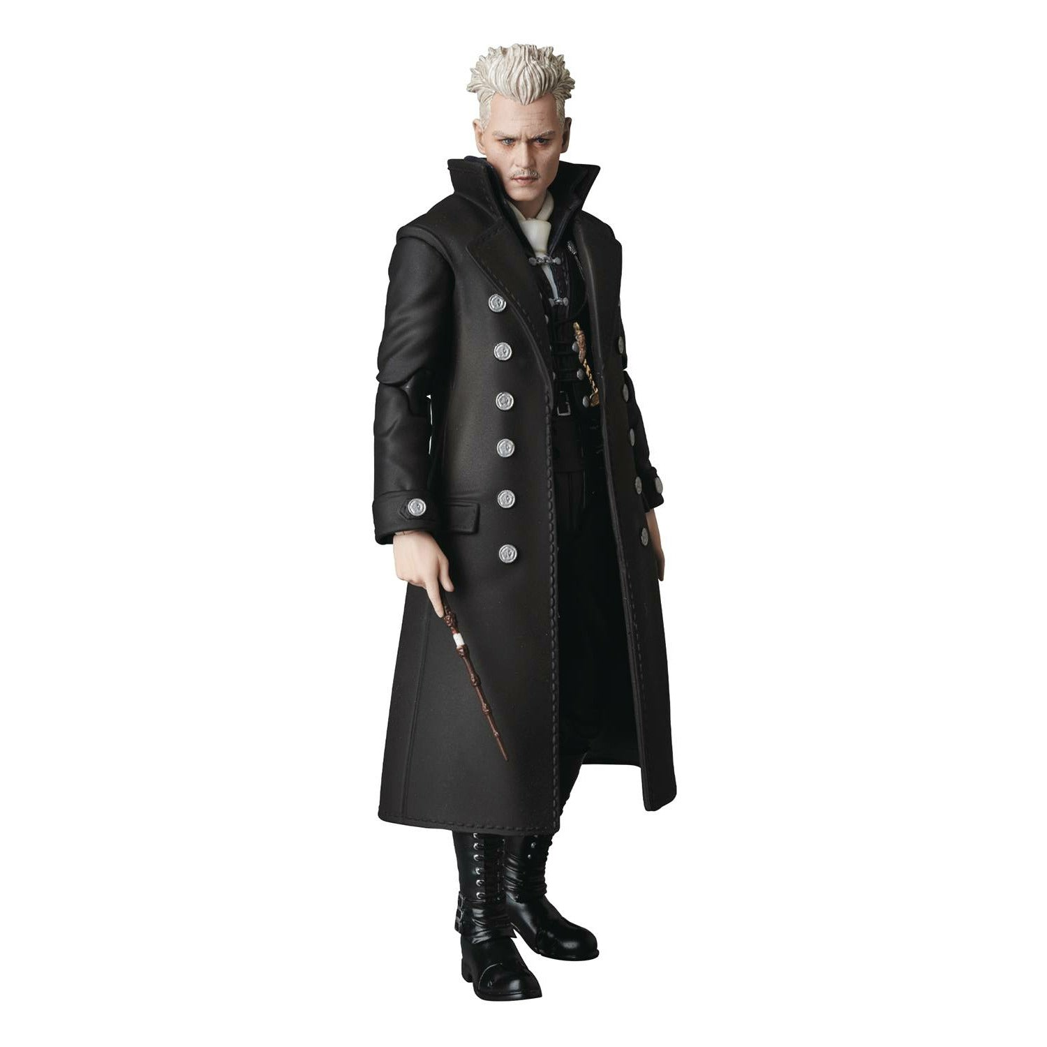Fantastic Beasts Grindelwald MAFEX Action Figure