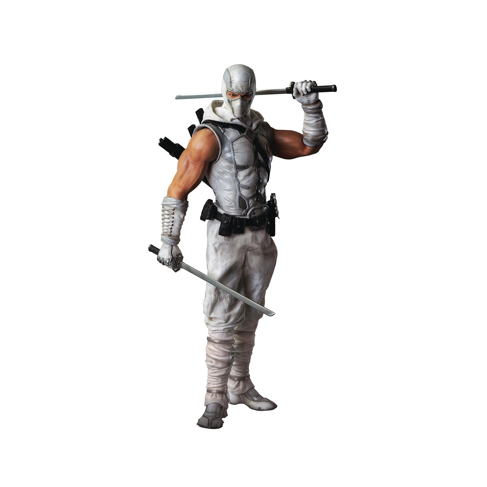 Threezero X Hasbro Gi Joe Storm Shadow 1/6 Scale Action Figure