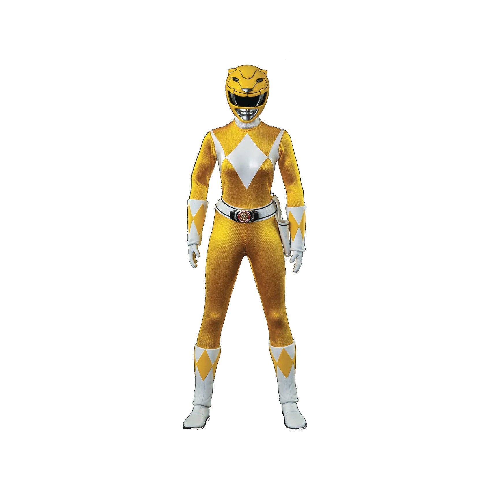 Mighty Morphin Power Rangers Yellow Ranger 1/6 Scale Action Figure