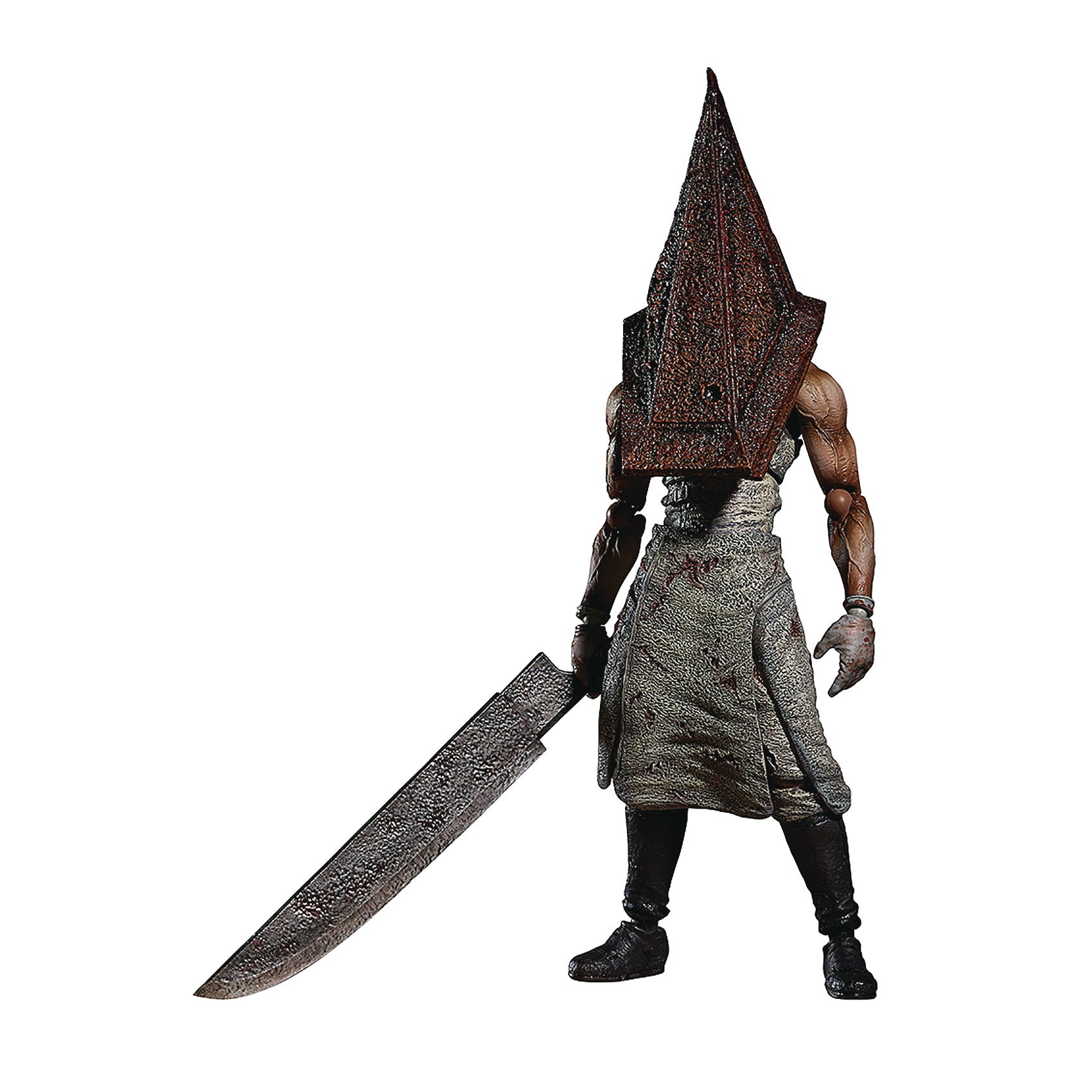 Silent Hill 2 Red Pyramid Thing FIGMA Action Figure