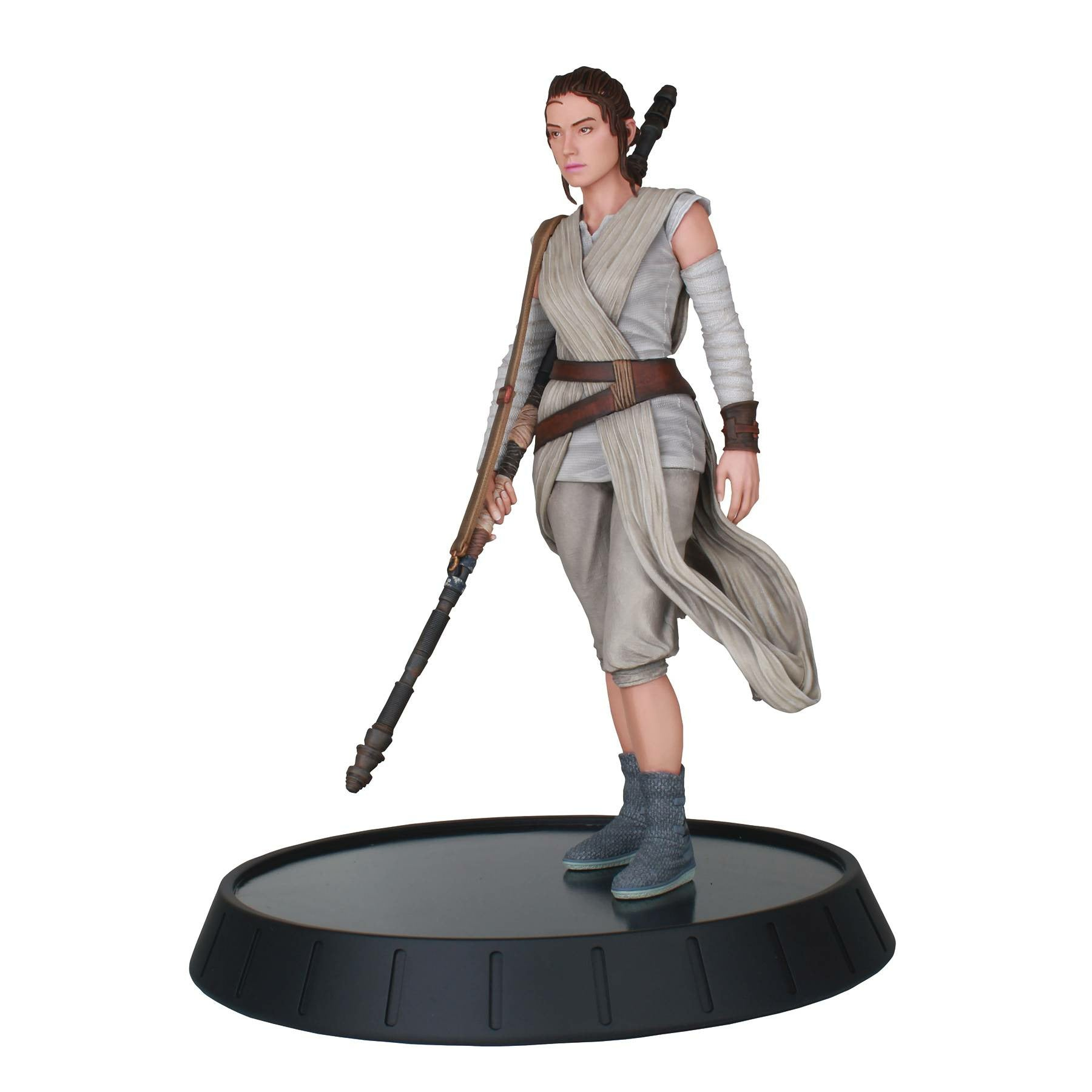 Star Wars Milestones Force Awakens Rey 1/6 Scale Statue