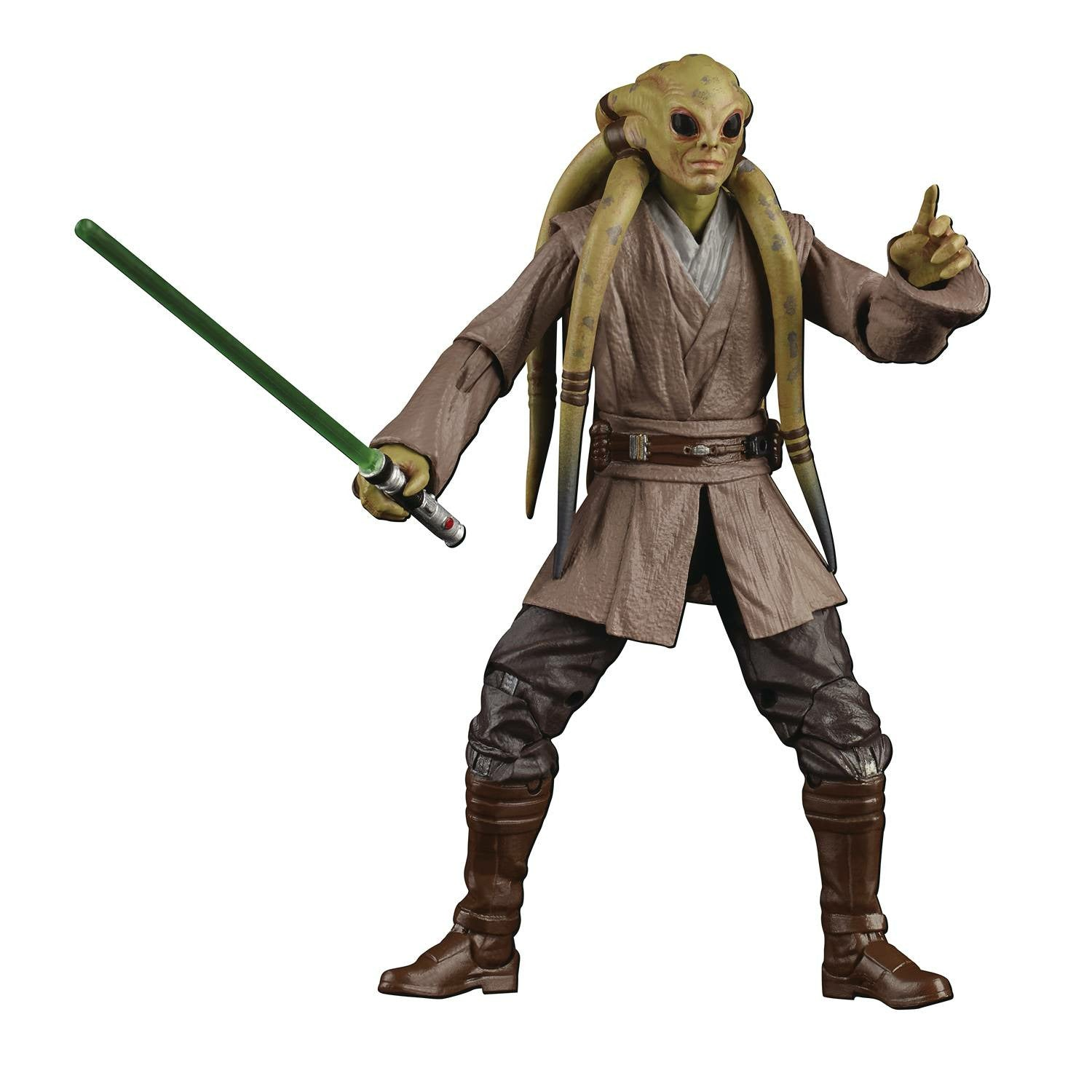Star Wars Cw Black Series Kit Fisto 6in Action Figure CS