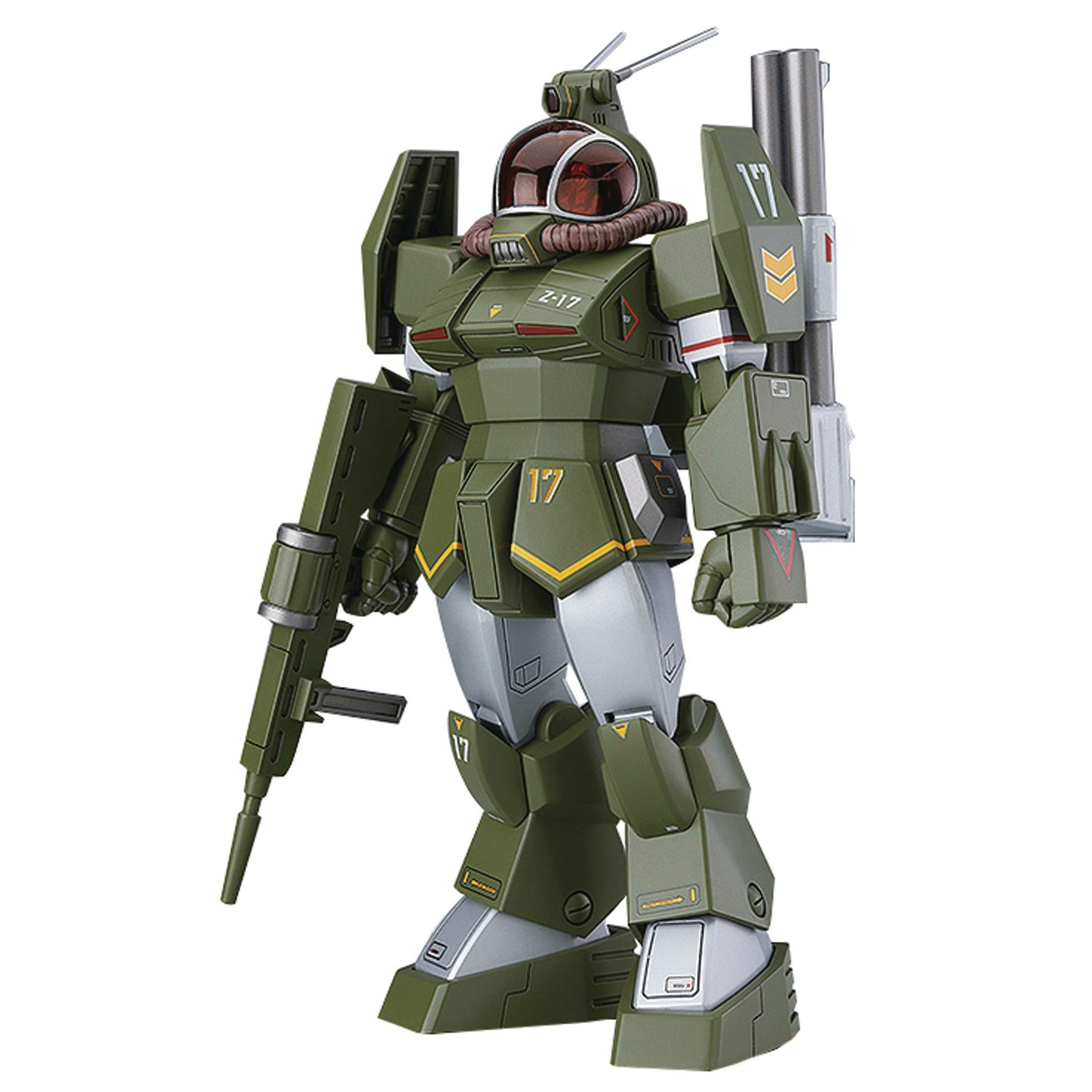 Fang Of The Sun Dougram Combat Armors Max18 1/72 Model Kit
