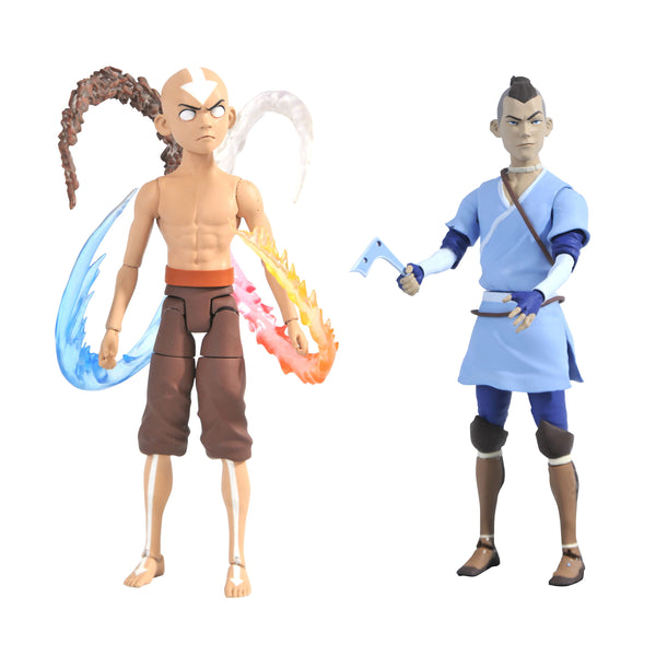Avatar Series 4 Deluxe Action Figure Assortment