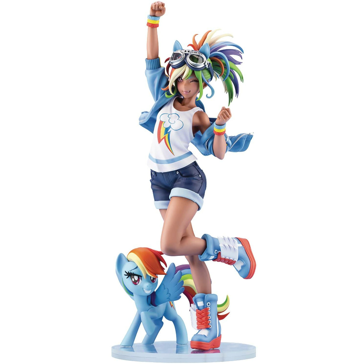 My Little Pony Rainbow Dash Bishoujo Statue