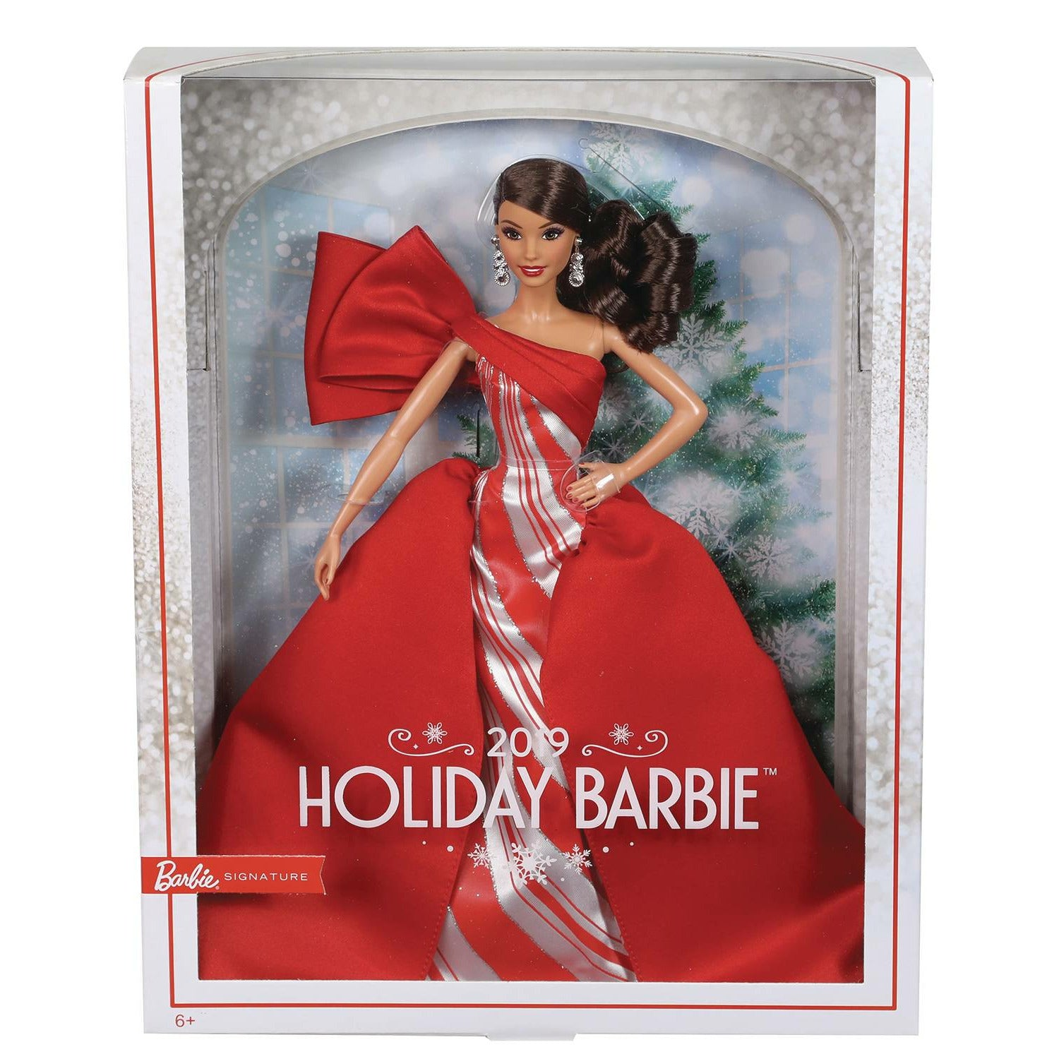 Barbie 2019 Holiday Coll Doll Latin American Version