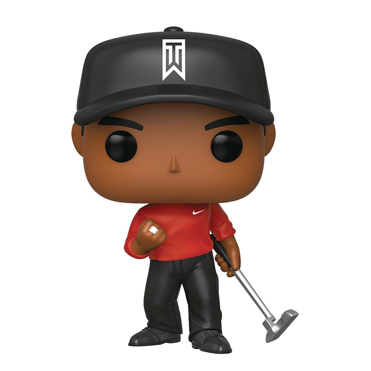 Pop! Golf Tiger Woods Red Shirt Vinyl Figure
