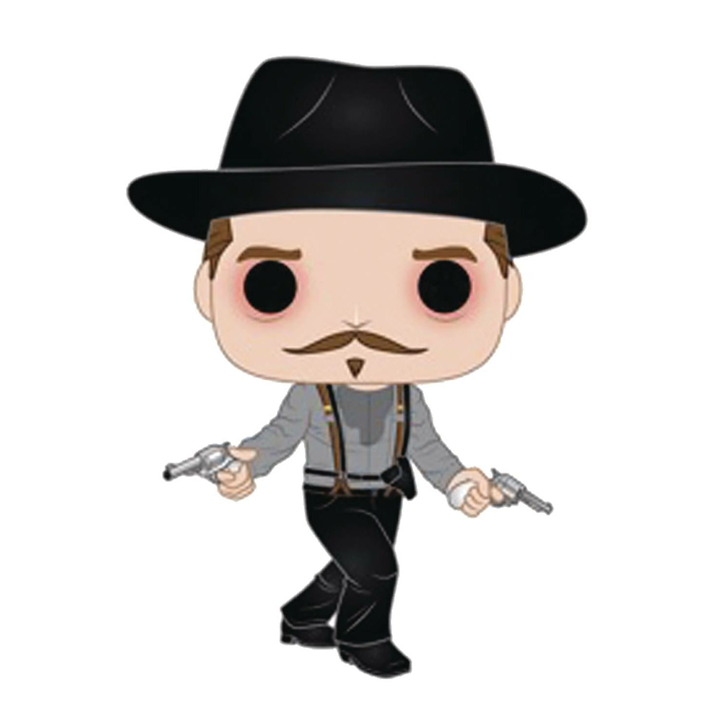 Pop! Movies Tombstone Doc Holliday Vinyl Figure