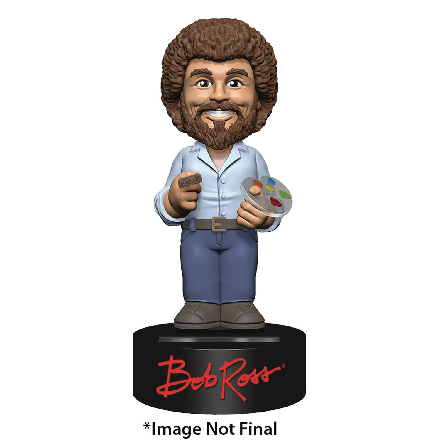 Bob Ross Body Knocker