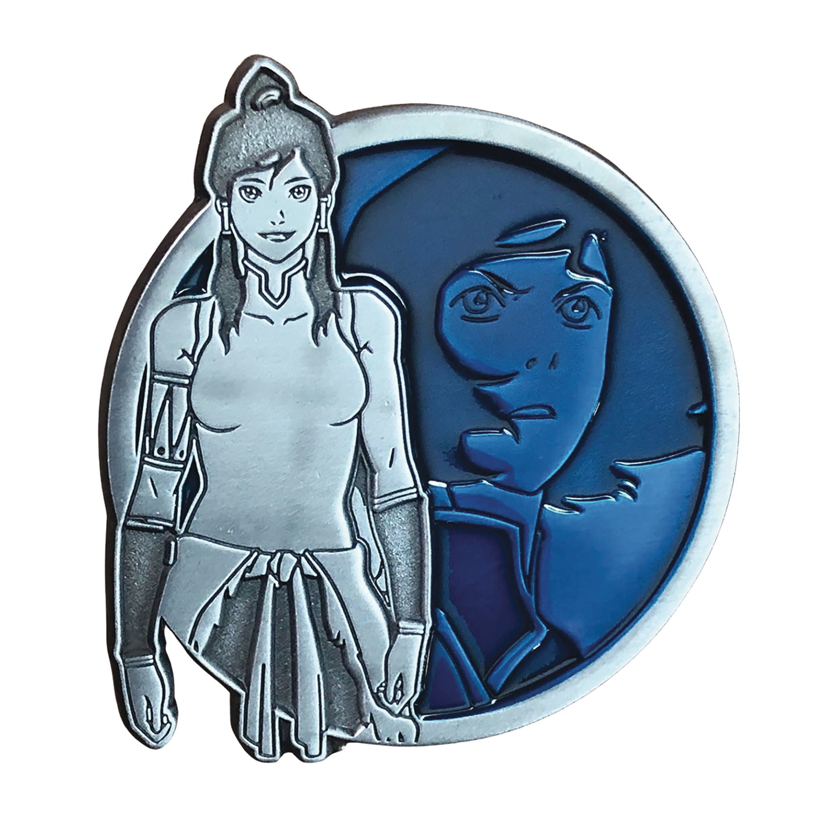Legend Of Korra Portrait Series Korra Pin
