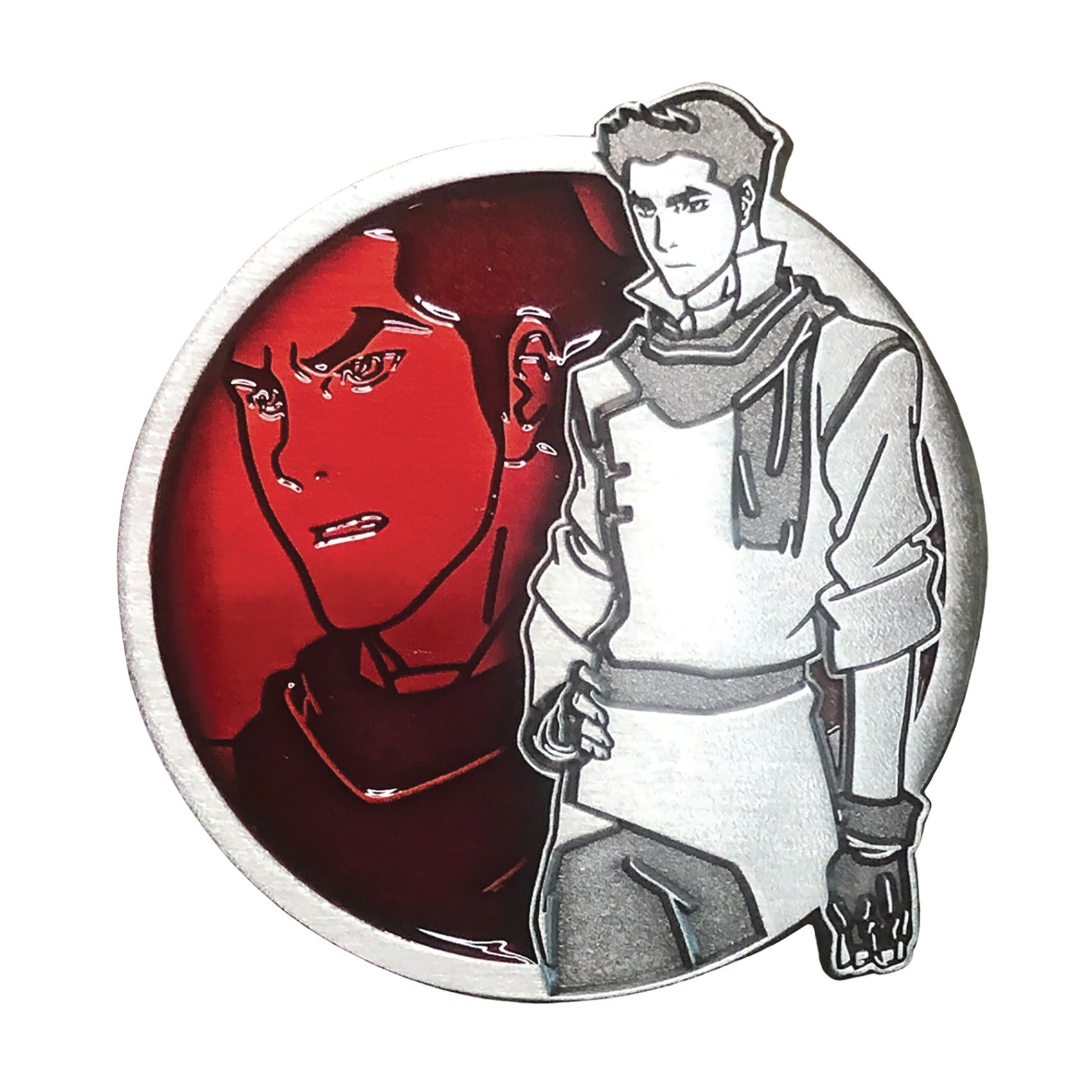 Legend Of Korra Portrait Series Mako Pin