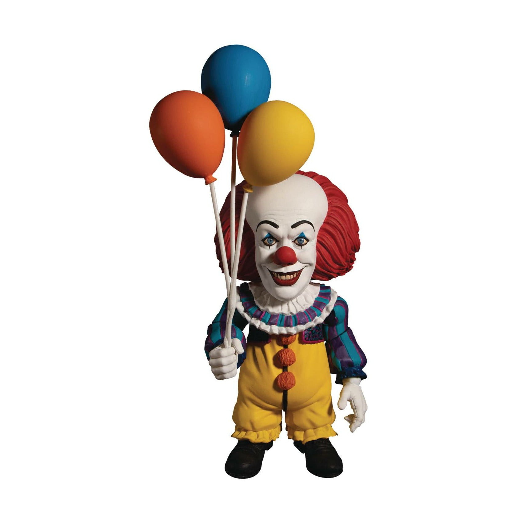 Mds It 1990 Pennywise 6in Deluxe Stylized Roto Figure
