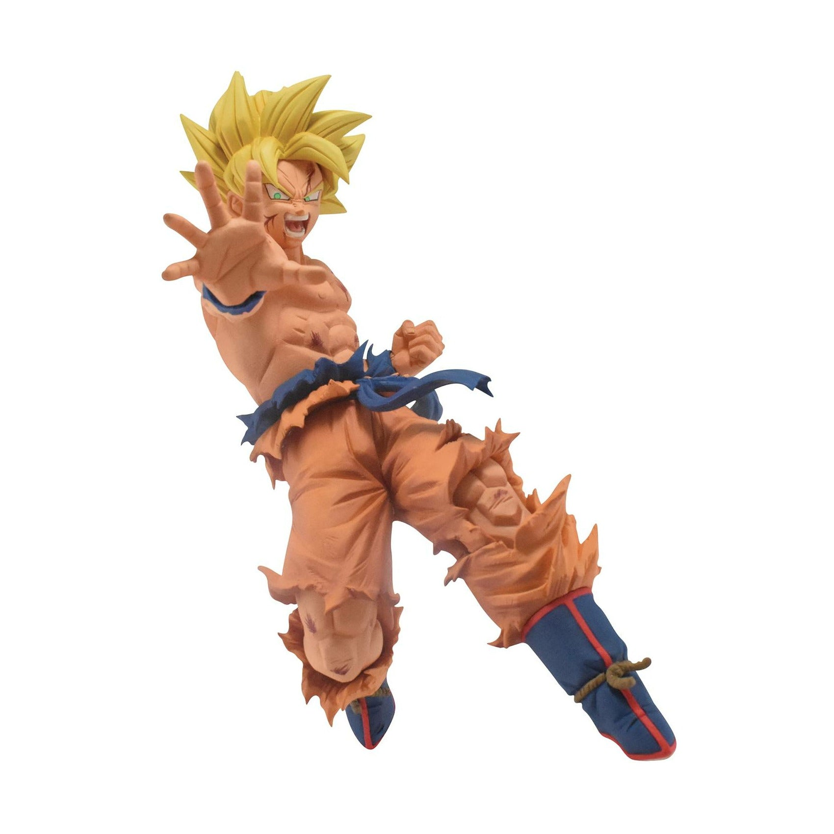 Dragon Ball Super By Toyotaro Father-son Kamehameha Son Goku Figure