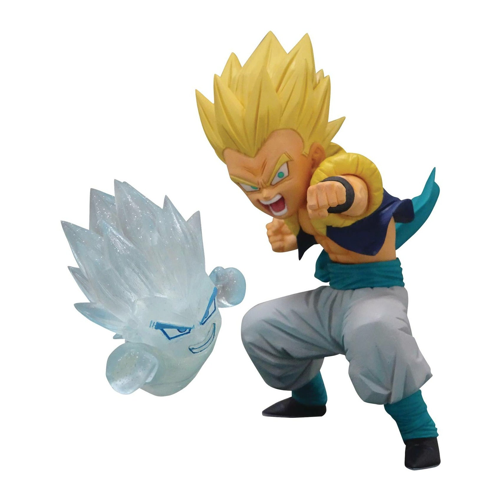 Dragon Ball Z G X Materia Gotenks Figure