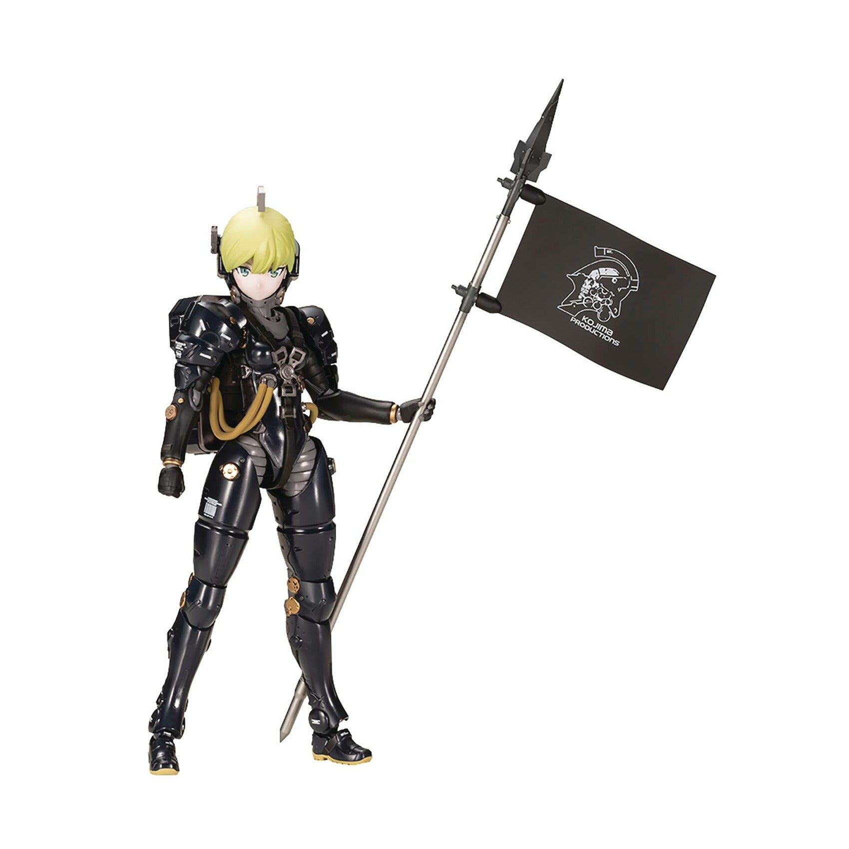 Kojima Productions Ludens Black Ver Plastic Model Kit