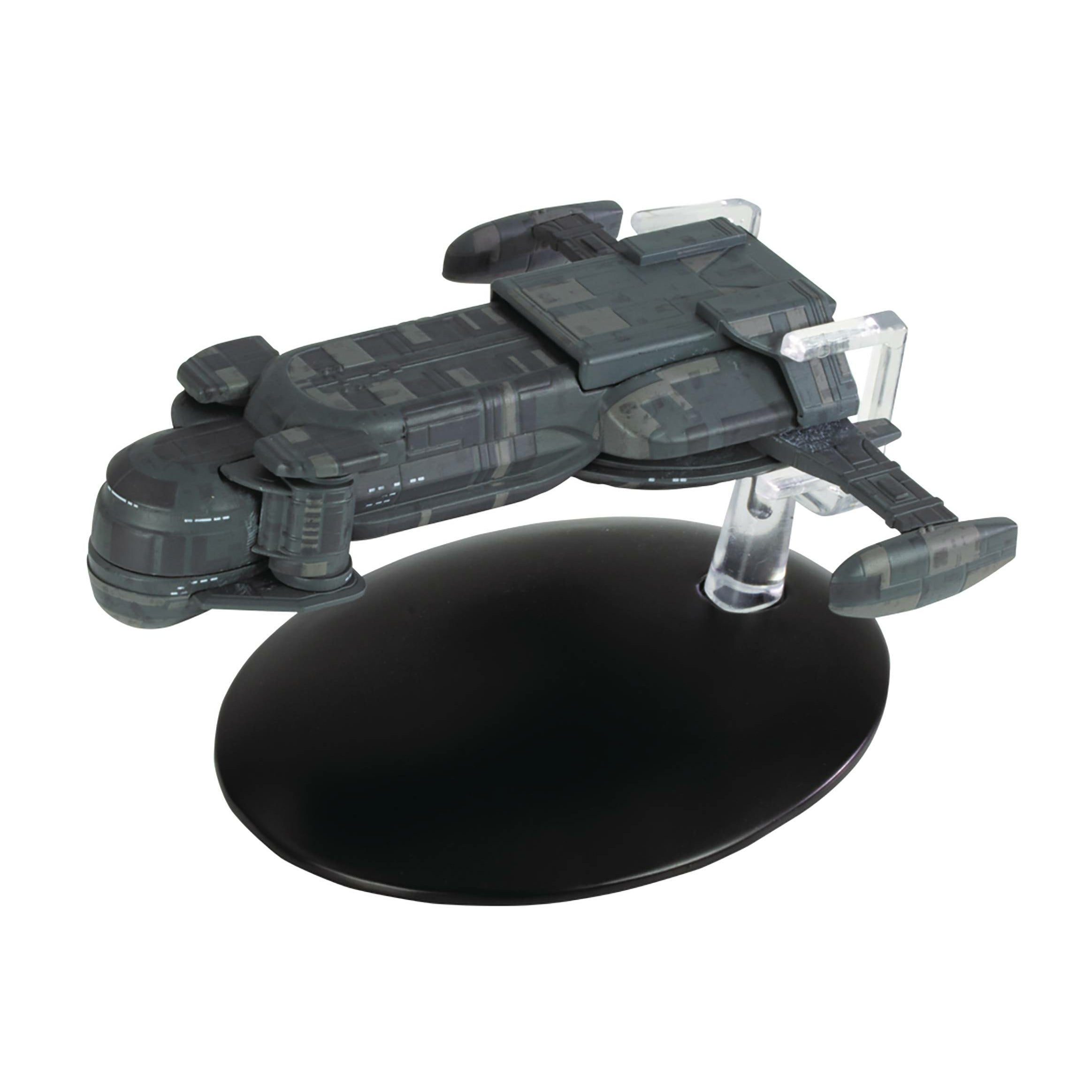 Star Trek Starships Figure Mag #162 Ss Lakul