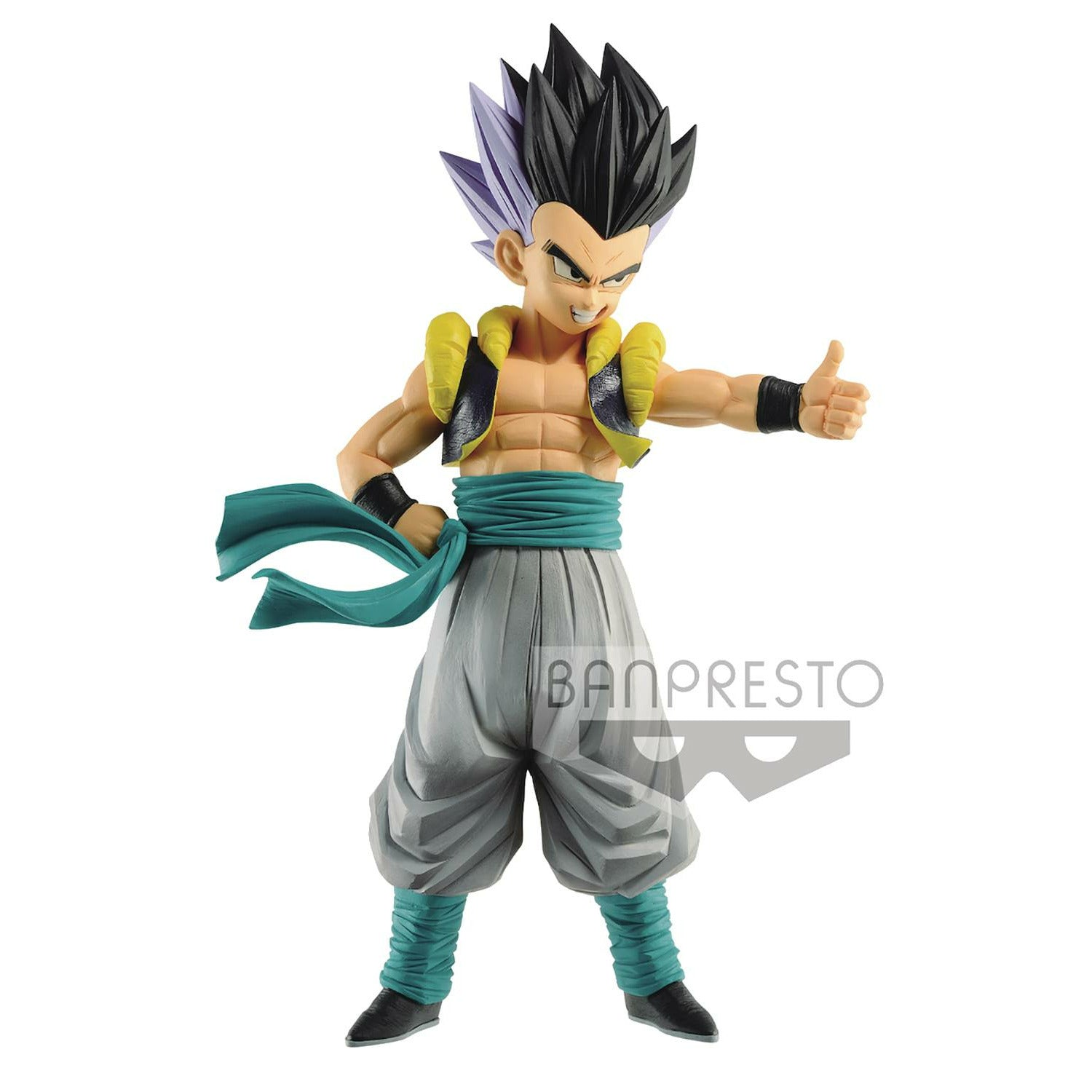 Dragon Ball Z Resolution Of Soldiers Gotenks Grandista Figure