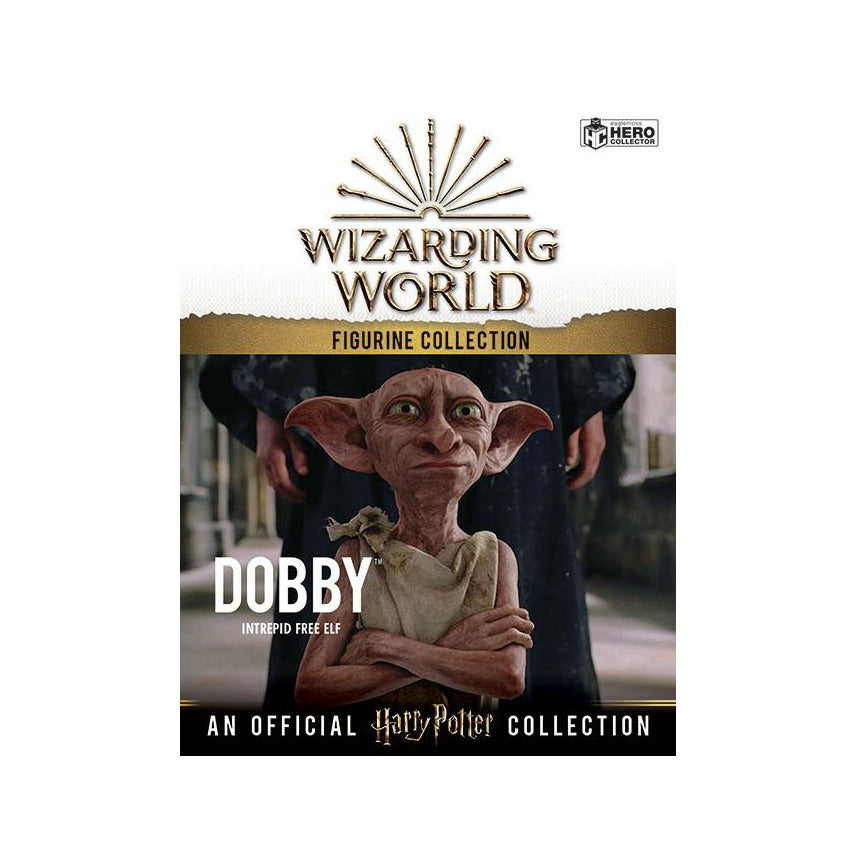 Harry Potter Wizarding World Figure Collection Special #5 Dobby