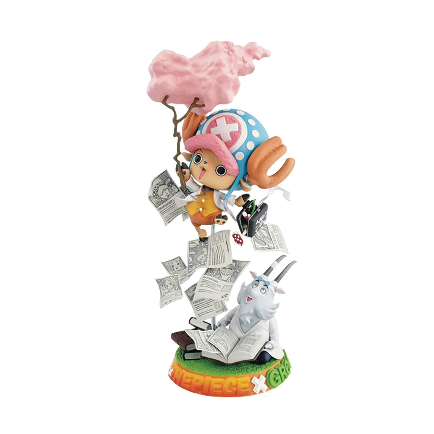 One Piece Challenge From Greeeen Tony Tony Chopper Figure
