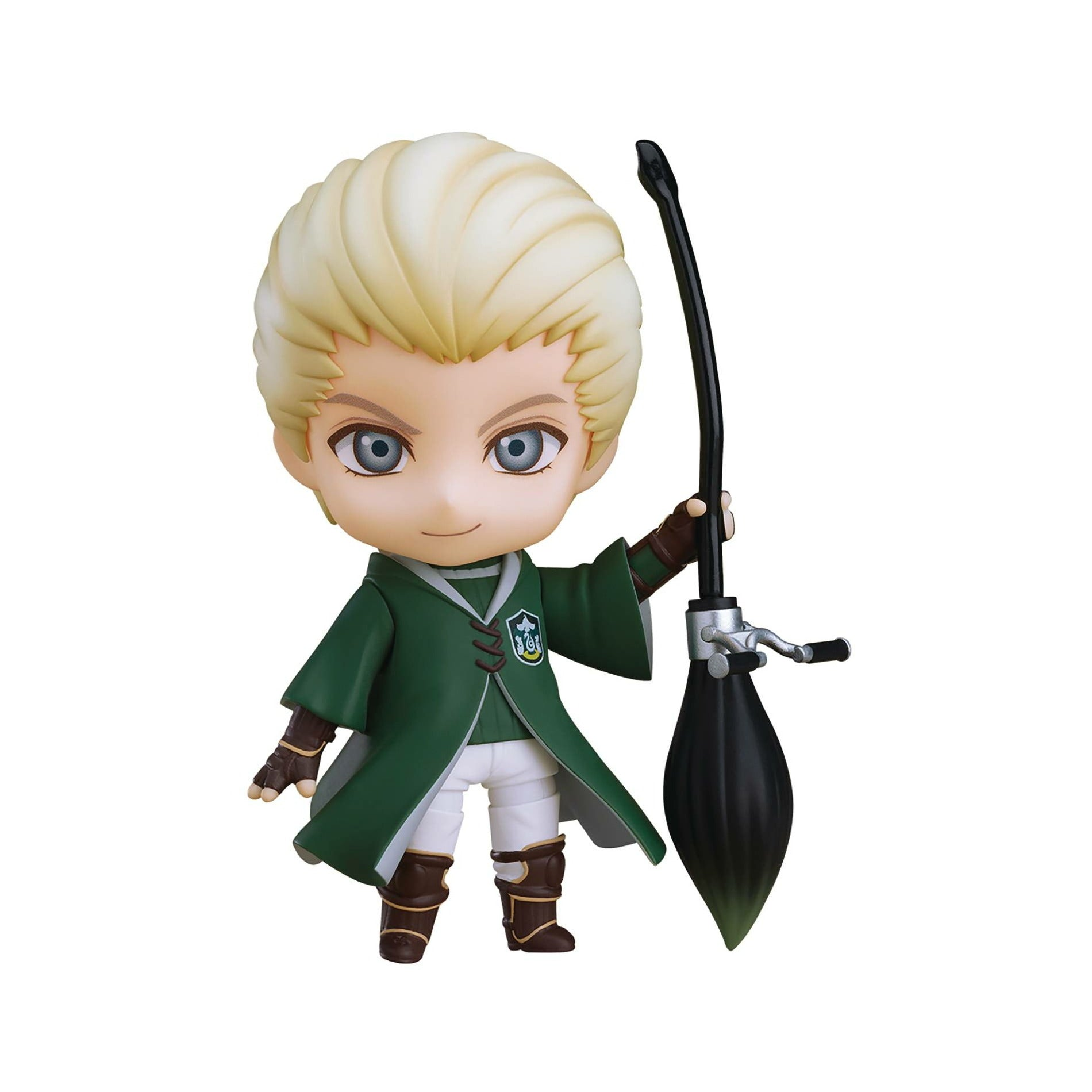 Harry Potter Draco Malfoy Nendoroid Quidditch Ver Action Figure