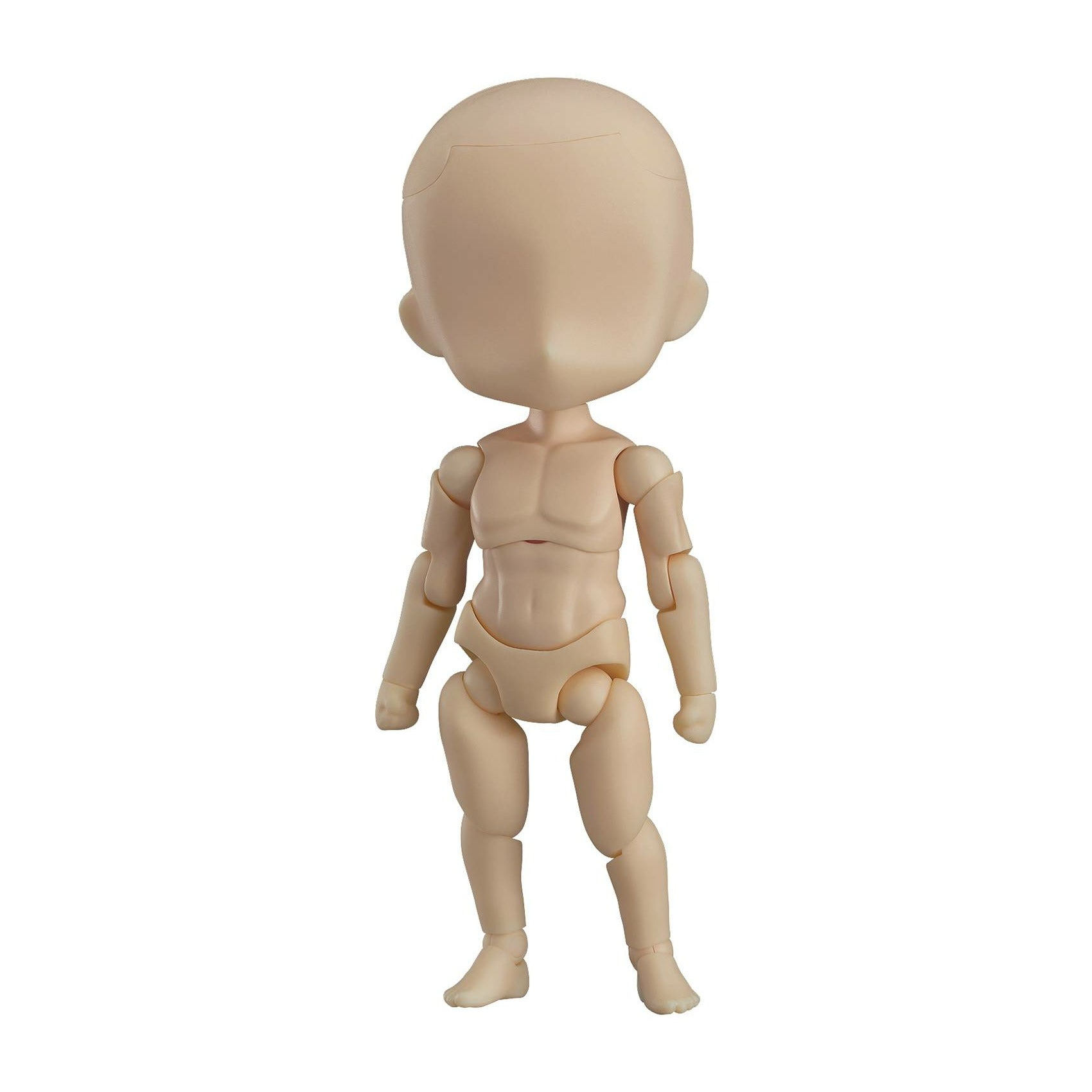Nendoroid Doll Man Archetype Action Figure Almond Milk Color Ver
