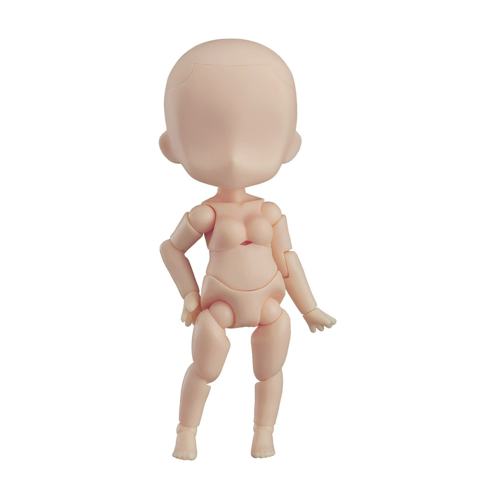 Nendoroid Doll Woman Archetype Action Figure Cream Color Ver