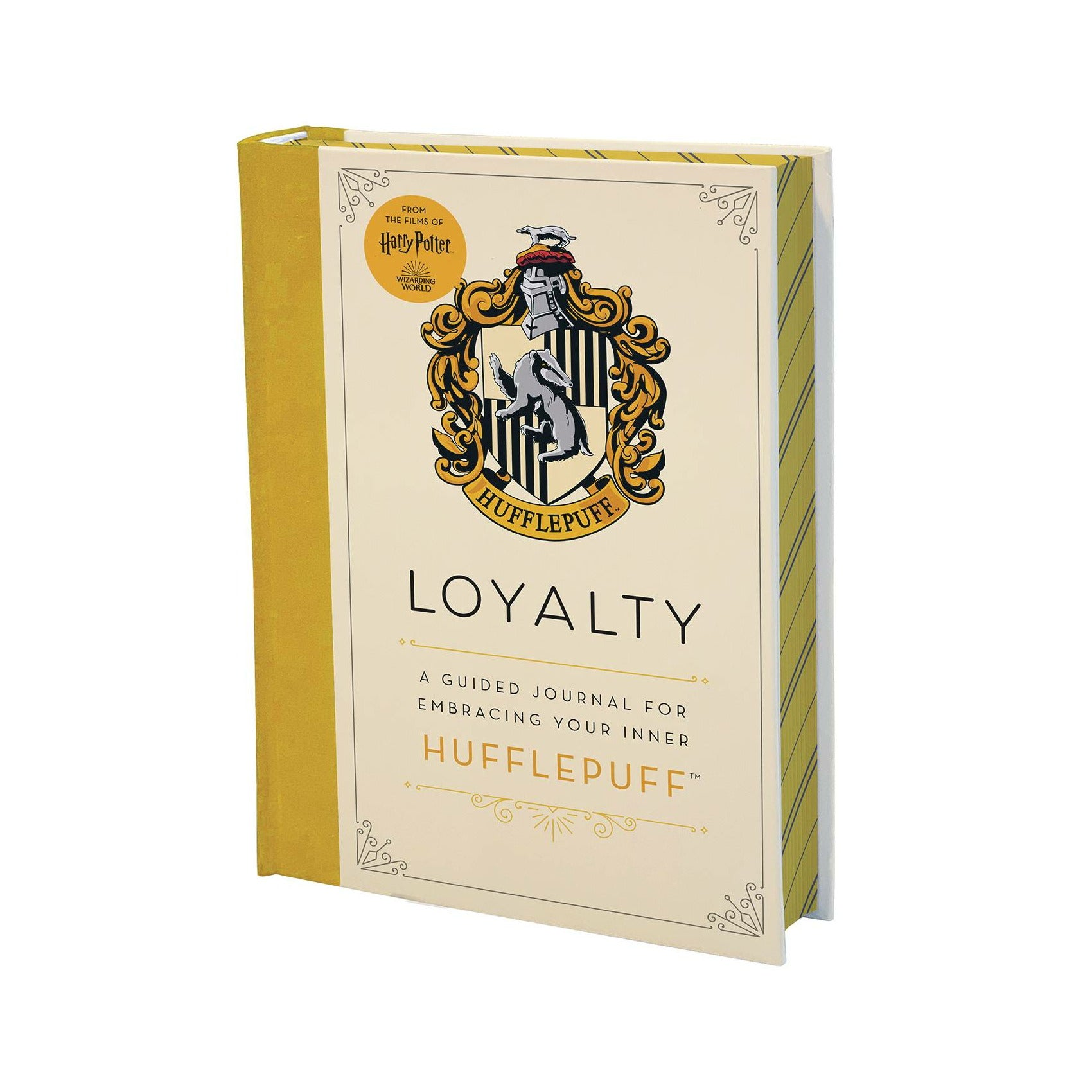 Harry Potter Loyalty Guided Journal
