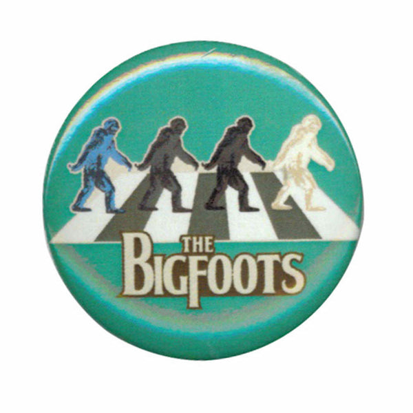 The Bigfoots 1.25 Inch Button