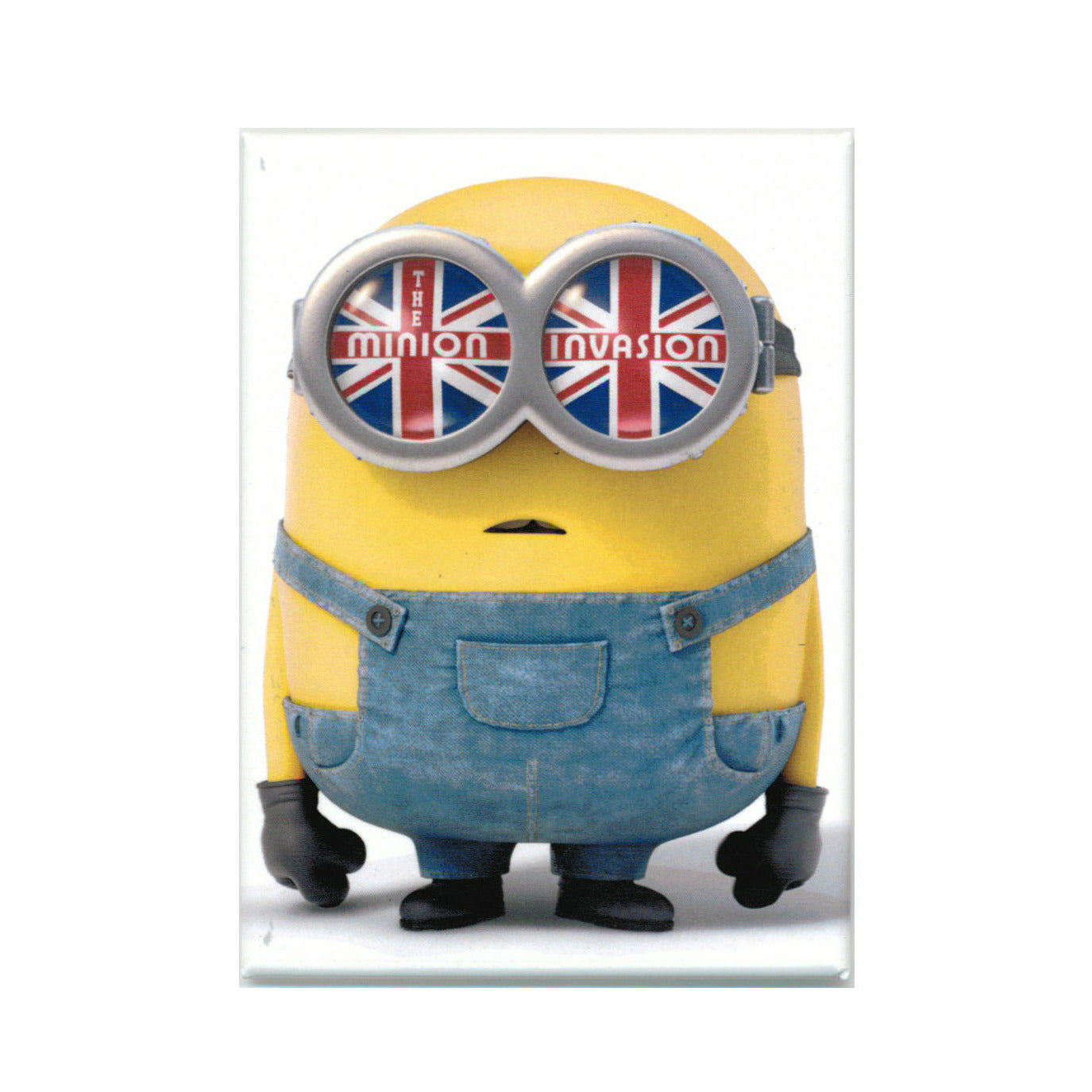 Despicable Me Minions Minion Invasion Magnet