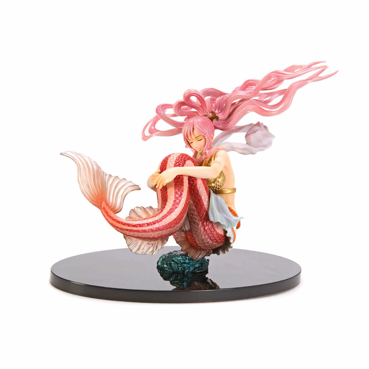 One Piece Figure Colosseum Princess Shirahoshi Scultures BIG PVC Figure