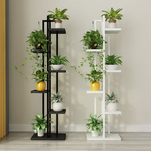 Standing Tiered Plant Shelf