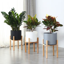 Load image into Gallery viewer, Mid Century Indoor Plant Stand
