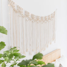 Load image into Gallery viewer, Macrame Tapestry