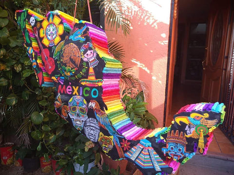 Pinata mexique