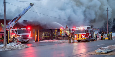 A Devastating Fire In Schomberg - How The Community Came Together