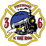 Schomberg Fire Association badge
